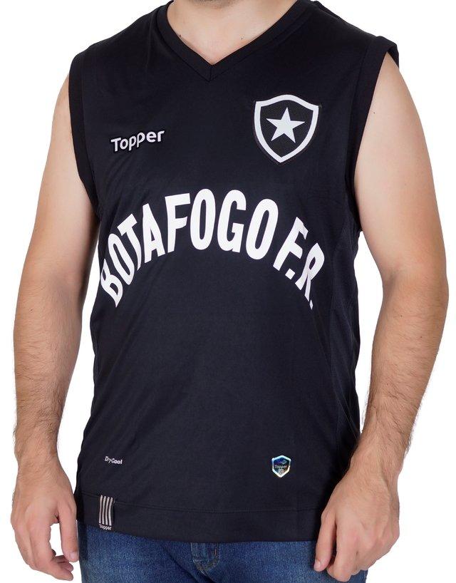 Camiseta do Botafogo Basquete  3f878a4923423