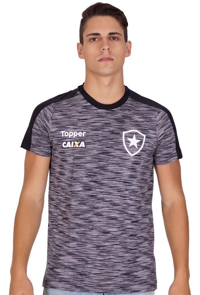 642af68dc1 Camisa Botafogo Concentração 2018