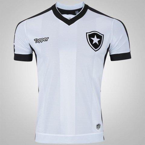 Camisa Botafogo Rosa Juvenil  46490bb1cd44f