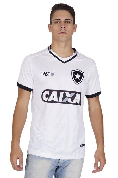 Camisa Botafogo 2 Patrocínio 499470c99229c
