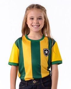 Camisa Botafogo Brasil Infantil Feminina