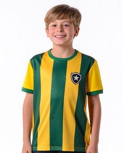Camisa Botafogo Brasil Infantil