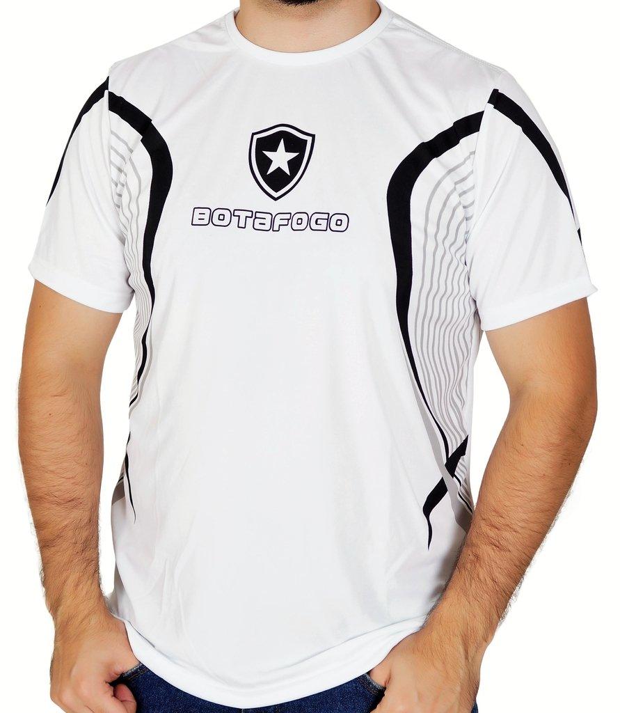d1ad7df4d7 Camisa Botafogo Braziline Branca