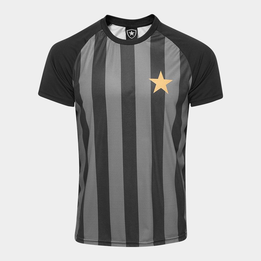 c919801e43 Camisa Botafogo Gold 7
