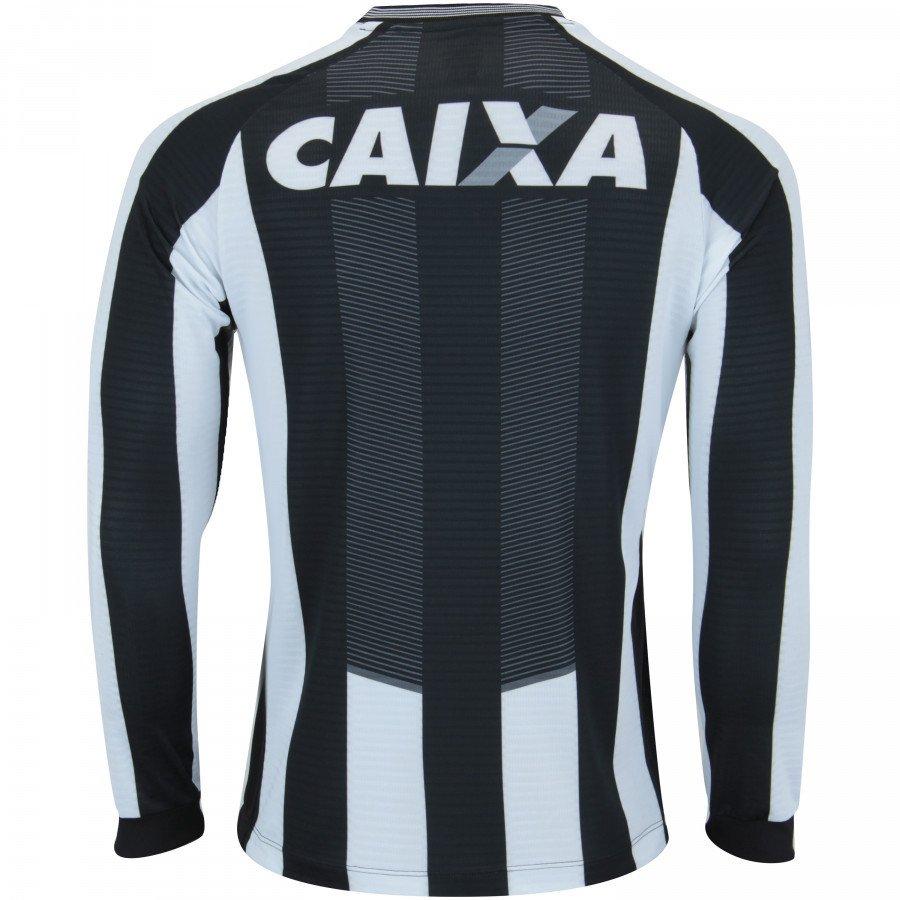 c9013c6a39 Camisa Botafogo Manga Longa