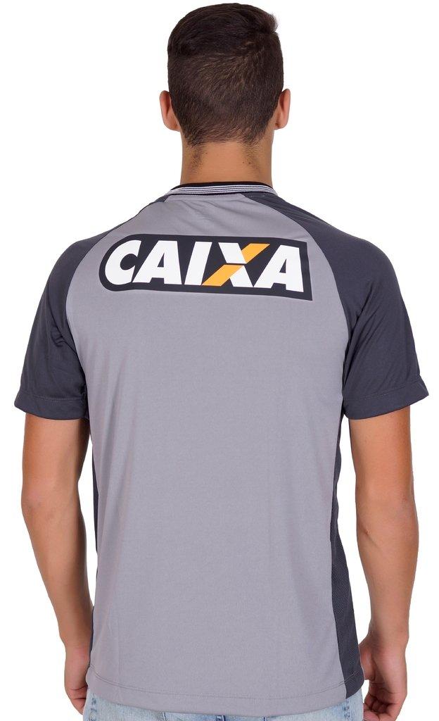 f322859e3 Camisa Botafogo Goleiro Cinza 2018 Topper. 1