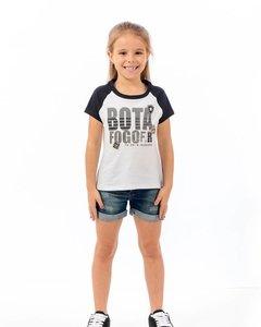 Camisa Botafogo Infantil Braziline School