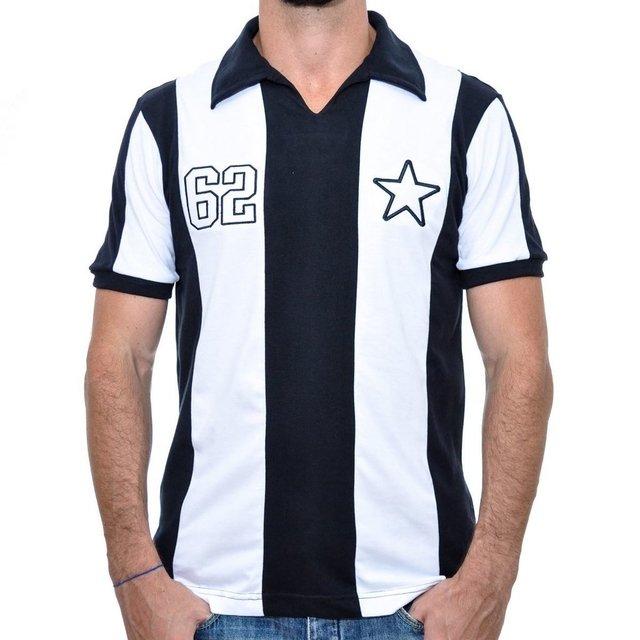Camisa Retrô Botafogo  dfaad30db47ba