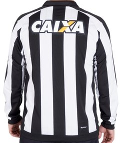 camisa do botafogo manga comprida