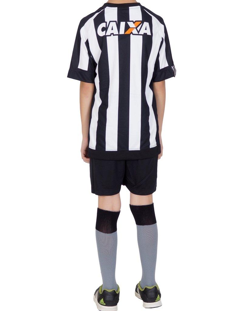 82eb15c4115cd Uniforme Botafogo Infantil
