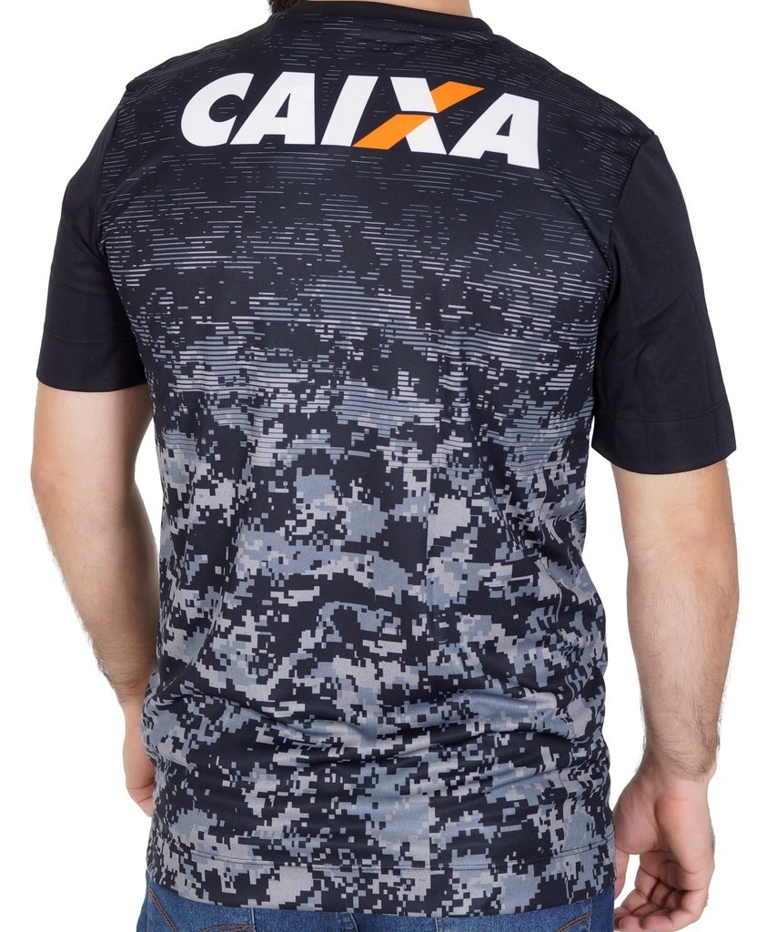 4513848c3308e Camisa do Botafogo Aquecimento c  patrocínio