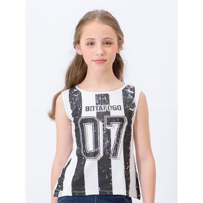 b6ea076a0e Camiseta Infantil do Botafogo Magic