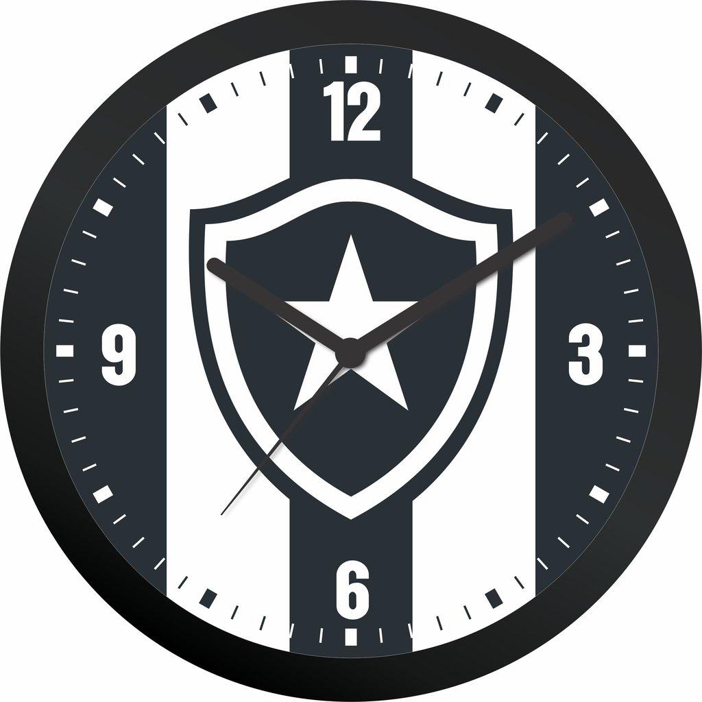7860caa25ceaa Relógio de Parede Botafogo