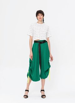 GREEN SAKE PANTS