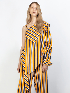 NIGHTCLUBBING STRIPES SHIRT