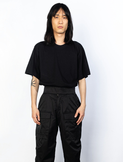 ASTOR BLACK T-SHIRT
