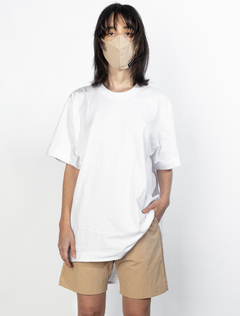 WHITE ASTOR T-SHIRT