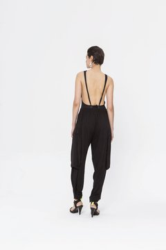 NORLEIN OVERSIZE PANTS BLACK on internet