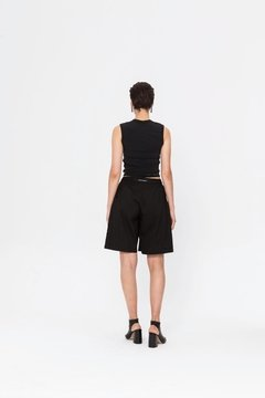 AOKI BLACK SHORT on internet