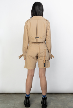 CANDY SAND SHORT JACKET on internet
