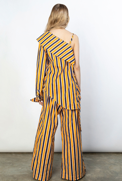 NIGHTCLUBBING STRIPES SHIRT on internet