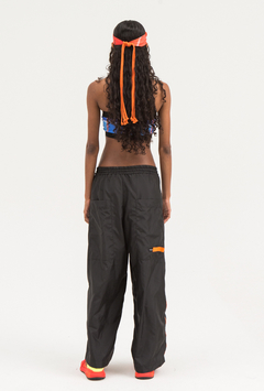 BLACK PEKESILLO PANTS - online store