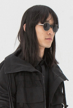 JEANNERET METAL SUNGLASSES - buy online