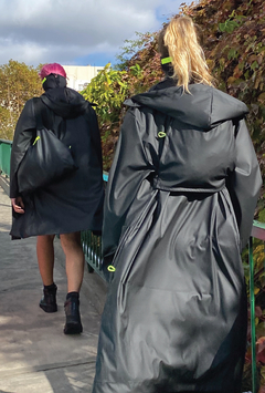 NEW MOONPARK RAINCOAT on internet