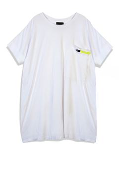 SECONDS WHITE TSHIRT on internet
