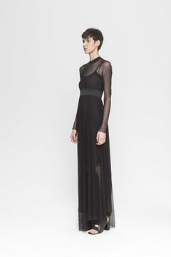 HIGH BLACK DRESS - buy online