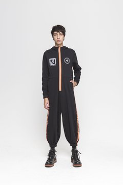 PERFORMER JUMPSUIT BLACK - buy online