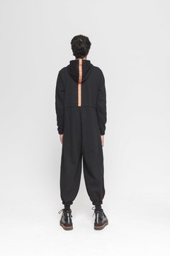 PERFORMER JUMPSUIT BLACK - Kostüme