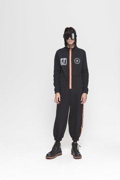 PERFORMER JUMPSUIT BLACK - online store