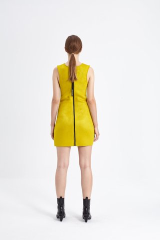 THAMES DRESS AMARILLO en internet