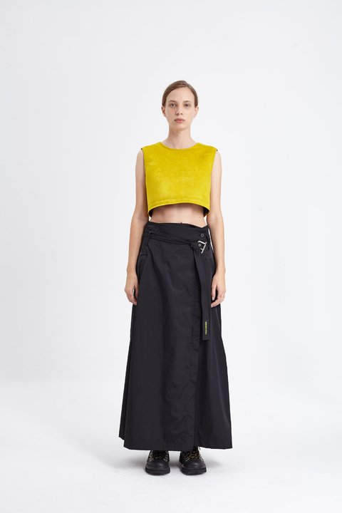 LOCKWOOD SKIRT NEGRO