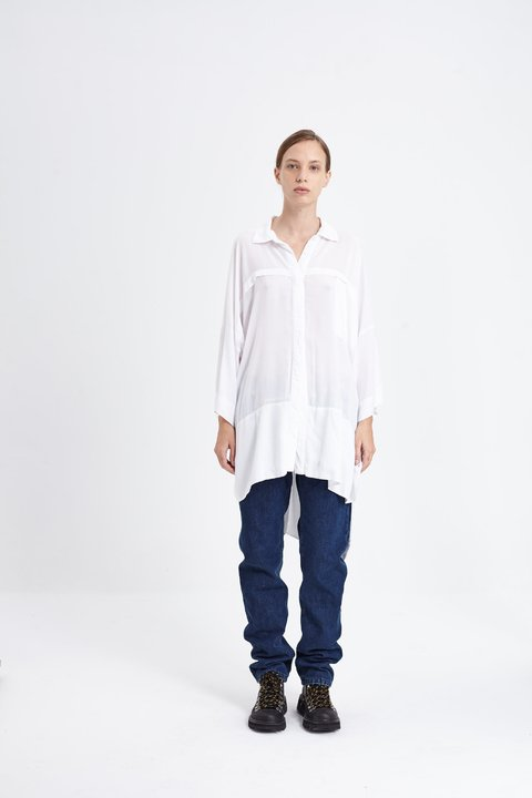 SMITH SHIRT BLANCO
