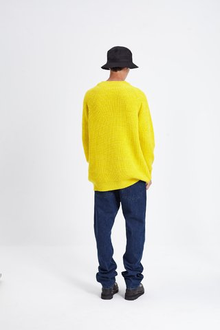 BRADFORD SWEATER AMARILLO en internet