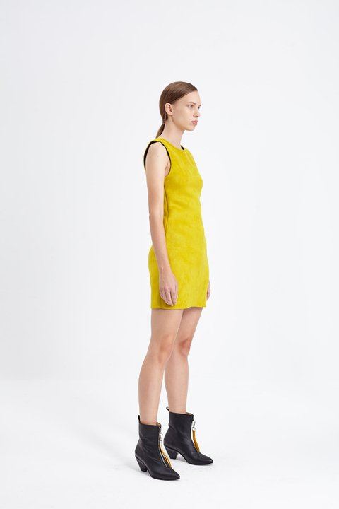 THAMES DRESS AMARILLO