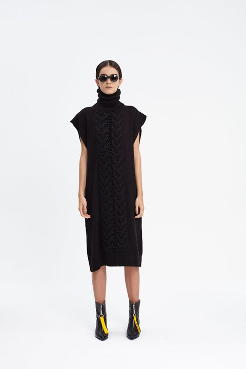 WEETON KNIT DRESS