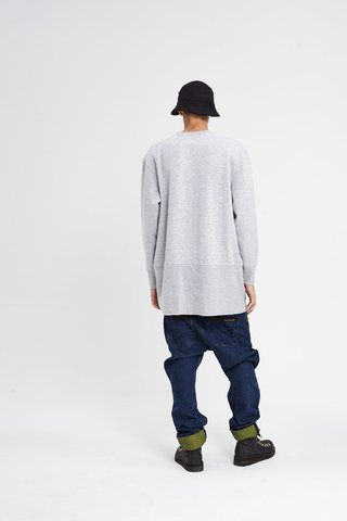GREENFIELD SWEATSHIRT GRIS en internet
