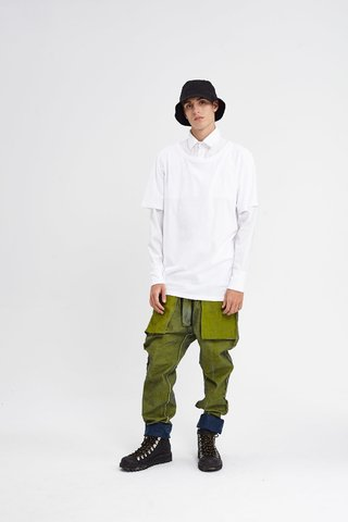DARTON SHIRT BLANCO