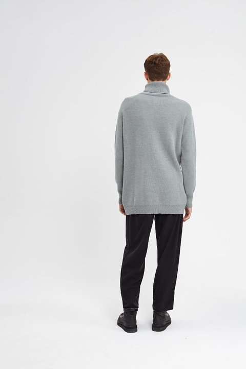 BAILEY SWEATER GRIS