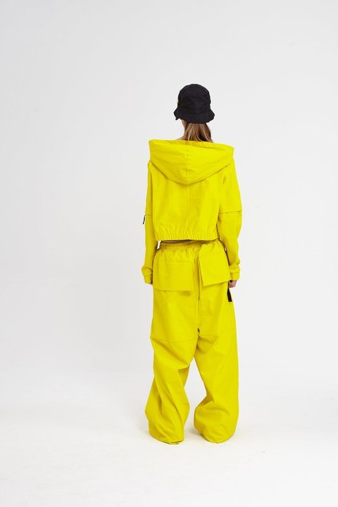 REGENTE YELLOW JACKET