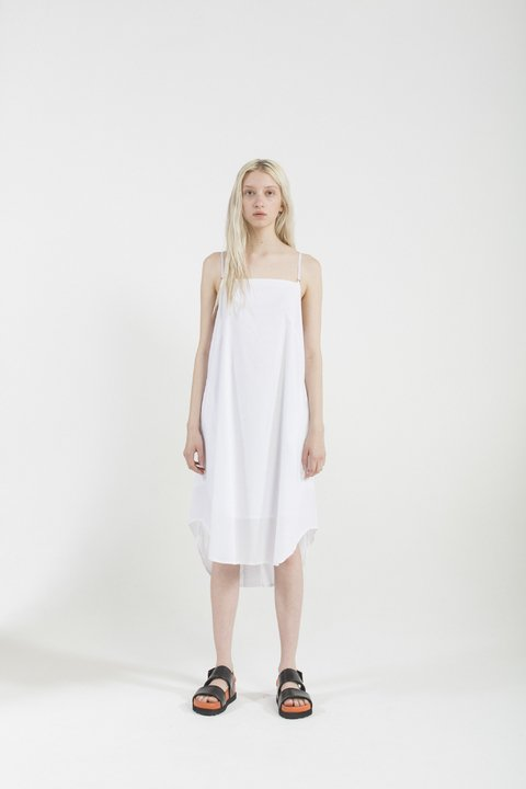LAFAYETTE DRESS BLANCO
