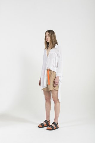 SMITH SHIRT BLANCA - comprar online