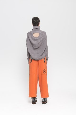 BRAMLEY SWEATER GRIS en internet