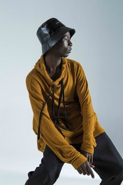 CAELUM SADDLEBROWN SWEATSHIRT on internet