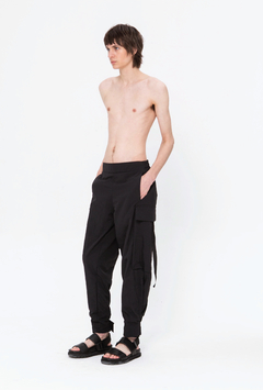 SHIOMI BLACK PANTS on internet
