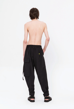 SHIOMI BLACK PANTS - KOSTÜME