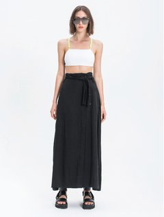 MOMO SKIRT BLACK